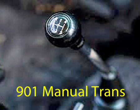 Transmission 914 Manual 5 Speed