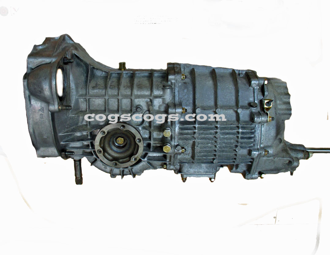 Porsche 911 Transmission 915 Complete Manual, 915.61 & 915.63, 1978-83