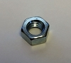 Hexagon nut M 10 x 1.5 (17 mm Hex) Zink Plated Steel