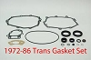 Porsche 911 Transmission Gasket Set, Type 915 Transmission, 911 1972-86