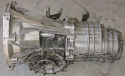 Porsche Boxster S Transmission 6 Speed Complete, G86.20,  2000-04