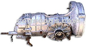 Porsche 911 Transmission 901 Complete Manual, 901.02, 1965-68
