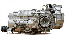 Porsche 911 Transmission G50 Complete, Carrera, 5 Speed, G50.00, 1987-89 Two wheel drive