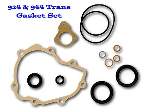 Porsche 924 and 944 Transmission Gasket Set manual 5 speed, 924, 924S, 944 All 1981-91
