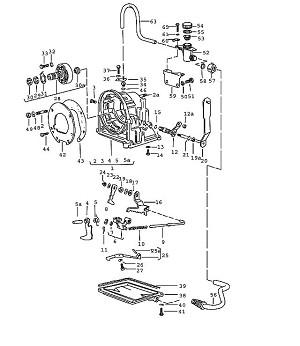 Porsche 924 Transmission Thrust Washer