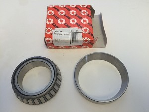 Differential carrier bearing , 50 mm ID